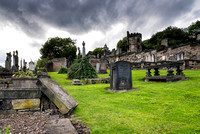 Old Calton Burial Ground cemetery edinburgh scotland creepy