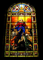 Church of Notre Dame de Lorette - Stained Glass