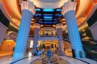 Atlantis The Palm Hotel Interior architecture modern arab dubai