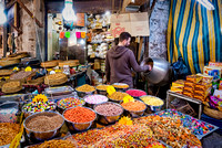 Souq Market in Amman downtown Jordan