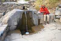 Ollantaytambo - The Bath of the Princess