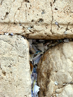 Western Wall's Letters to God