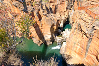 Bourke's Luck Potholes in Blyde River Canyon
