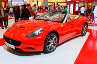 Ferrari California in Dubai Mall Gallery