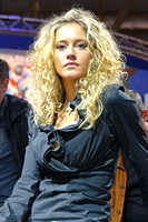 Model at EICMA 2011 in Milan