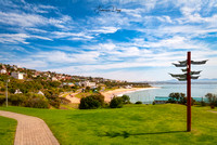 Mossel Bay south africa landscape panorama