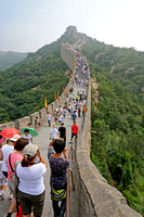 Great Wall of China in Badaling