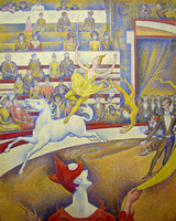 Musée d'Orsay - Georges Seurat - Cirque