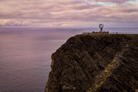 North Cape landscape Norway
